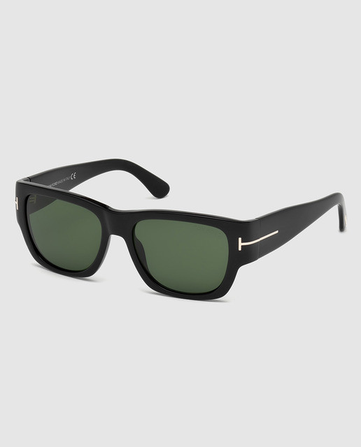 Gafas tom ford Hombre Contemporáneo Gafas De sol De Hombre De Acetato Negras · tom ford · Moda Of 38  Adorable Gafas tom ford Hombre