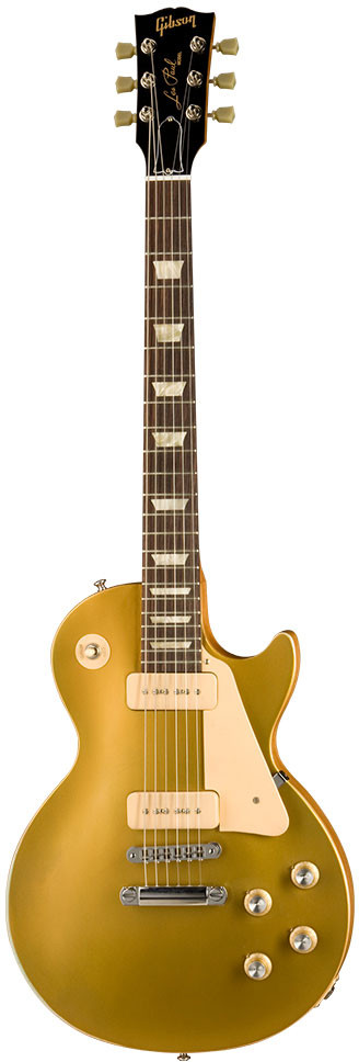 Gibson Les Paul Gold top Increíble Gibson Les Paul Studio 60s Tribute Worn Gold top Of 45  Innovador Gibson Les Paul Gold top