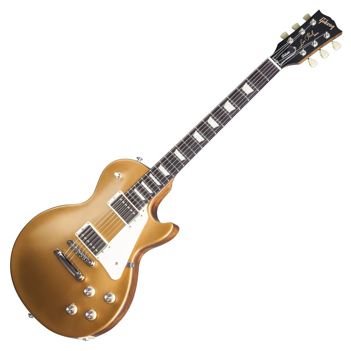 Gibson Les Paul Gold top Innovador Gibson Les Paul Tribute T Electric Guitar Satin Gold top Of 45  Innovador Gibson Les Paul Gold top
