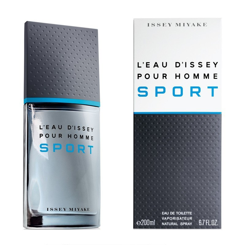 issey miyake l eau d issey pour homme sport 200ml edt m sp