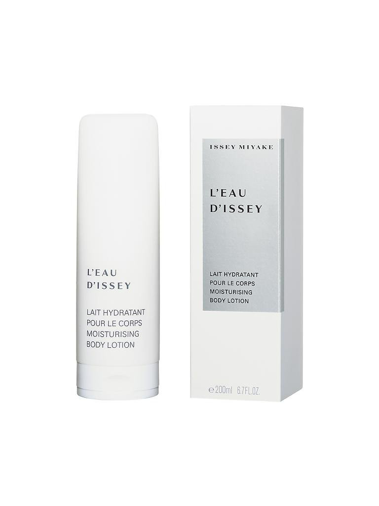 Issey Miyake 200 Ml Increíble issey Miyake L Eau D issey Moisturizing Body Lotion 200ml Of 42  Único issey Miyake 200 Ml