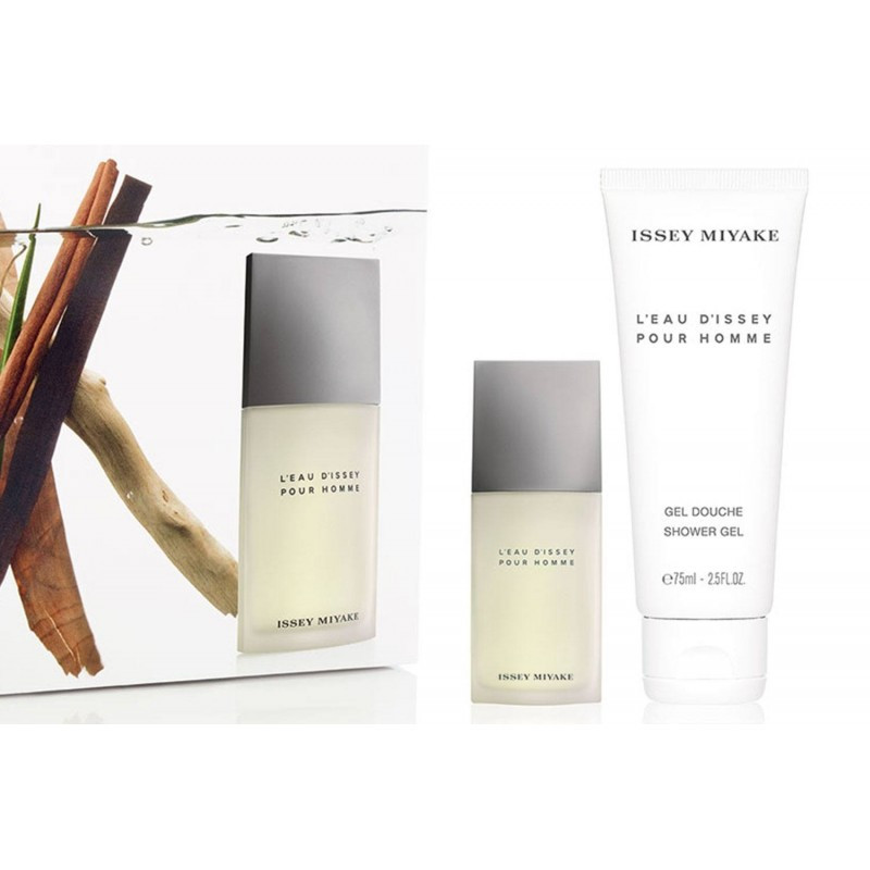Issey Miyake 200 Ml Único issey Miyake L Eau D issey Pour Homme Gift Set 200ml W Of 42  Único issey Miyake 200 Ml
