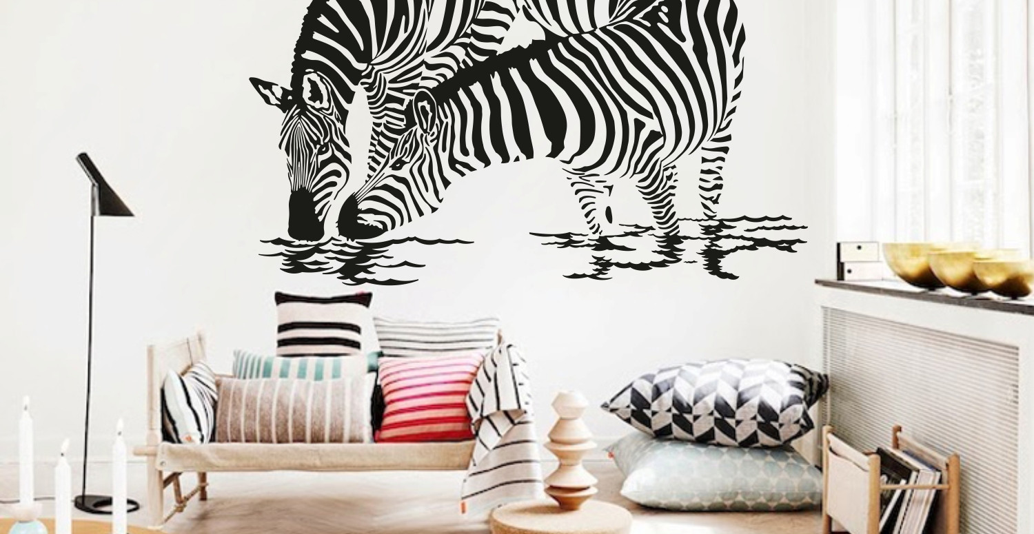 Laminas Decorativas Para Pared Gran Decora Tus Paredes Con Animales Salvajes De Áfricablog De Of 36  Maravilloso Laminas Decorativas Para Pared