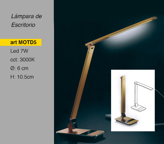 Lampara De Escritorio Led Contemporáneo Lámpara De Escritorio Plegable Electrolamp Of Lampara De Escritorio Led Arriba Lámpara De Escritorio Misterio Con Led Osram Platil