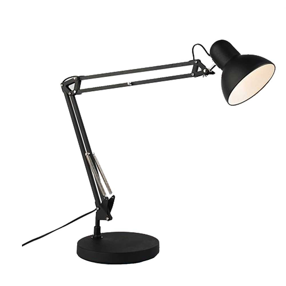 Lampara De Escritorio Led Gran Lámpara Led De Escritorio Iris Negro Ficemax Of Lampara De Escritorio Led Maravilloso Lámpara Portatil Plegable De Escritorio Recargable 22 Led