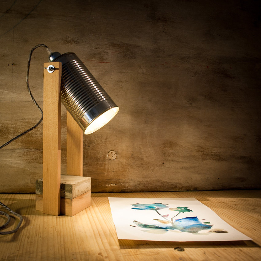 Lampara De Escritorio Led Perfecto Lámpara Escritorio Madera Cemento Bote Lámpara Madera Of Lampara De Escritorio Led Único 25 Best Ideas About Lamparas De Escritorio Led En