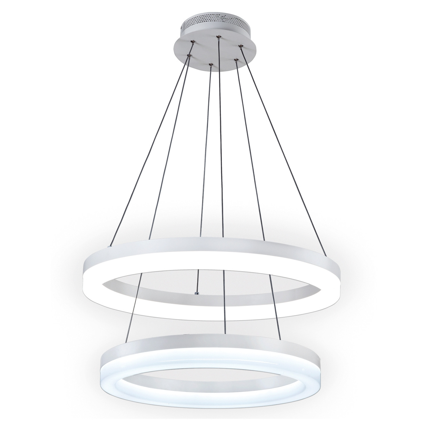 lampara de techo led circular orion 52w 4000k