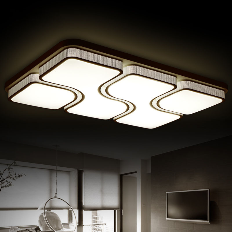 Lamparas De Techo Led Baratas Perfecto Modern Ceiling Light Lamparas De Techo Plafoniere Lampara Of 50  Gran Lamparas De Techo Led Baratas