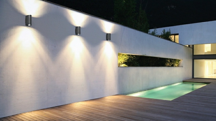 Luces Led solares Exterior Fresco Iluminacion Exterior Luces Led De Diseño Moderno Of 49  Increíble Luces Led solares Exterior