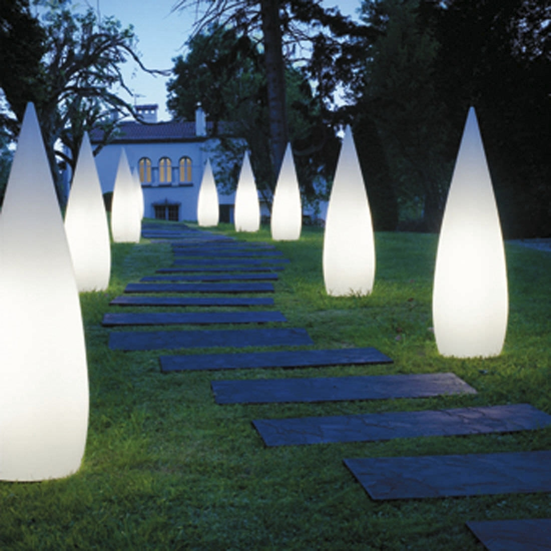 Luces solares Para Jardin Único Beautiful Outdoor Bollard Lighting Style — Bistrodre Porch Of 43  Magnífica Luces solares Para Jardin