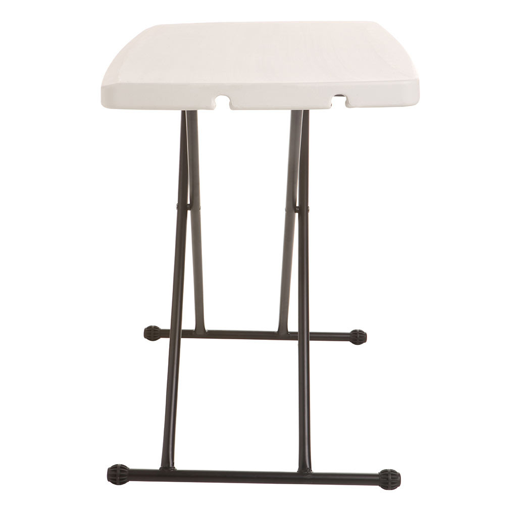 mesa plegable de resina easy 75