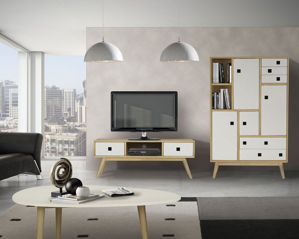 Mueble Tv Estilo nordico Arriba Mueble nordico Mueble nordico Pinterest Of Mueble Tv Estilo nordico Adorable Mueble Tv Estilo Nórdico En Nogal Americano