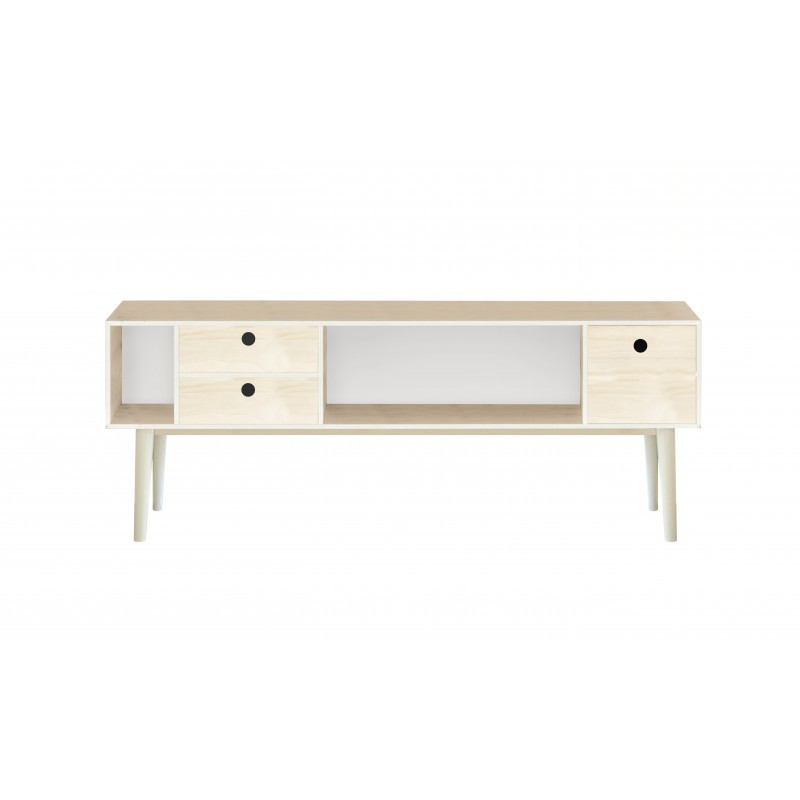 Mueble Tv Estilo nordico Contemporáneo Mueble Tv Blanco Estilo Nórdico Of Mueble Tv Estilo nordico Adorable Mueble Tv Estilo Nórdico En Nogal Americano