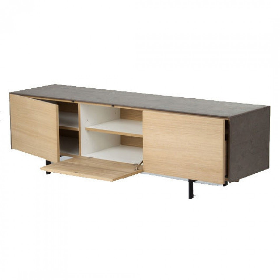 Mueble Tv Estilo nordico Gran Oui Home Prar Mueble Tv Xena Plmdesign Of Mueble Tv Estilo nordico Adorable Mueble Tv Estilo Nórdico En Nogal Americano