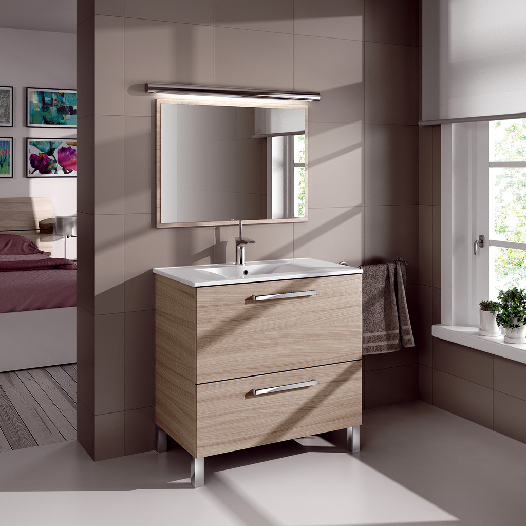 mueble de bano urban 80 nature kit