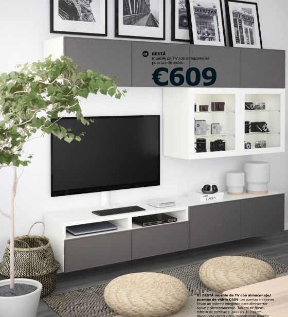 Muebles De Salon Ikea Brillante Foto 1 Mueble Salon Ikea 2018 – Imuebles Of Muebles De Salon Ikea Brillante Muebles De Salon En Ikea Mueble Salon Ikea Blanco Ikea