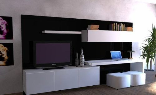 Muebles Para Tv Modernos Gran Modular Lcd Rack Panel Tv Moderno Living Pro to Mobili Of Muebles Para Tv Modernos Adorable Decore On Pinterest