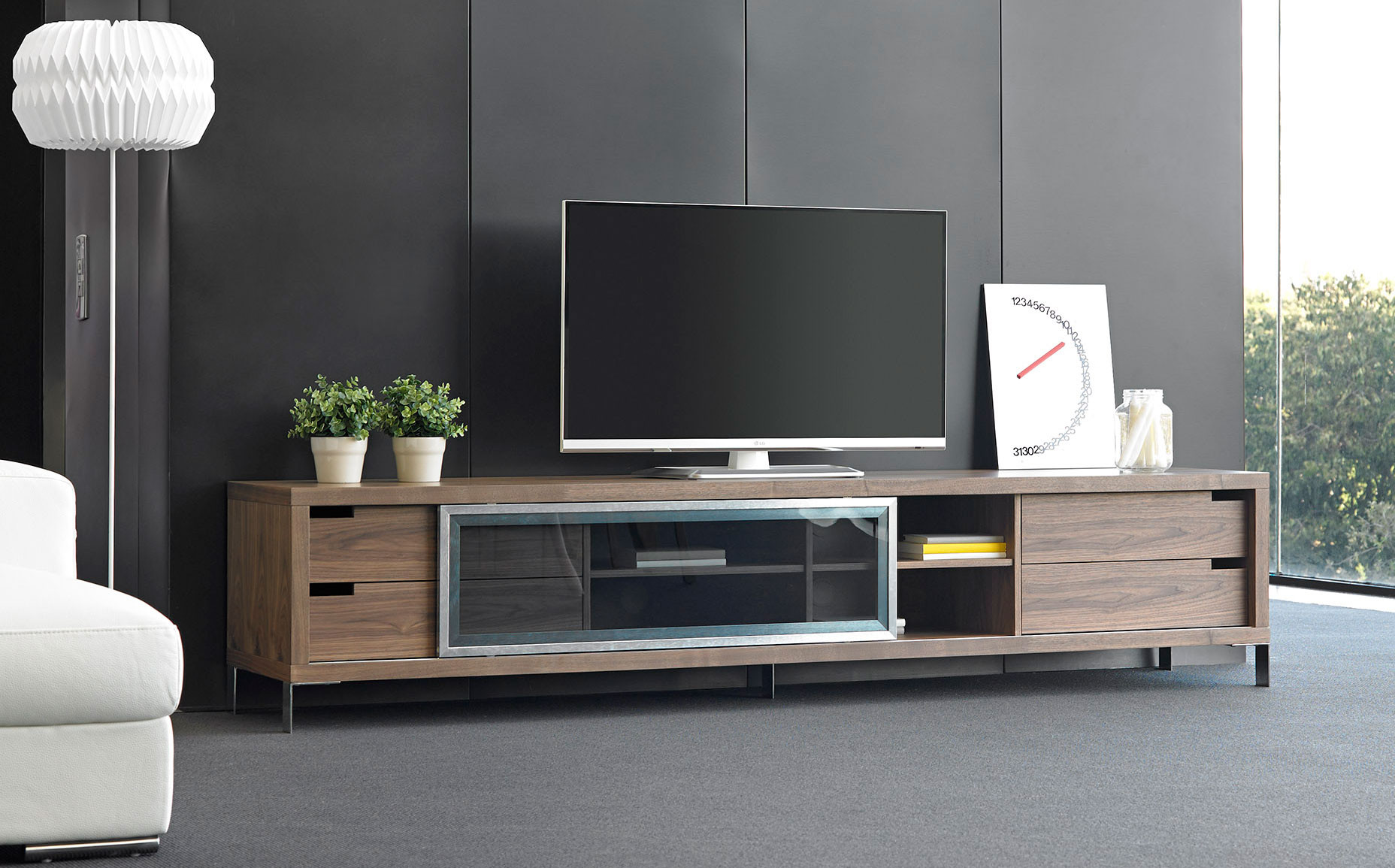 Muebles Para Tv Modernos Gran Mueble Tv Moderno Tana En Portobellostreet Of Muebles Para Tv Modernos Adorable Decore On Pinterest