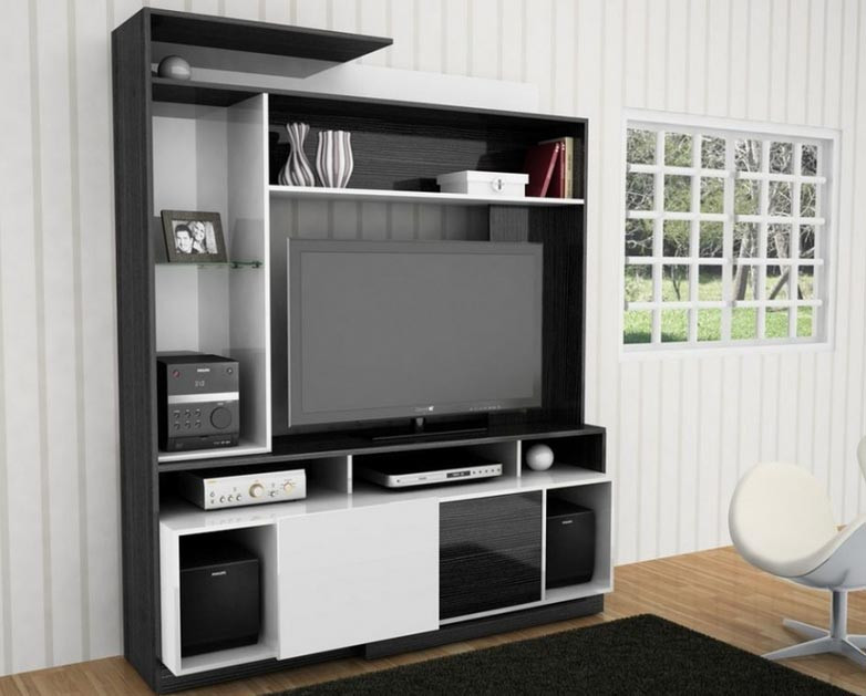Muebles Para Tv Modernos Magnífica Un Mueble Para El Televisor Moderno Practico Y Barato Of Muebles Para Tv Modernos Adorable Decore On Pinterest