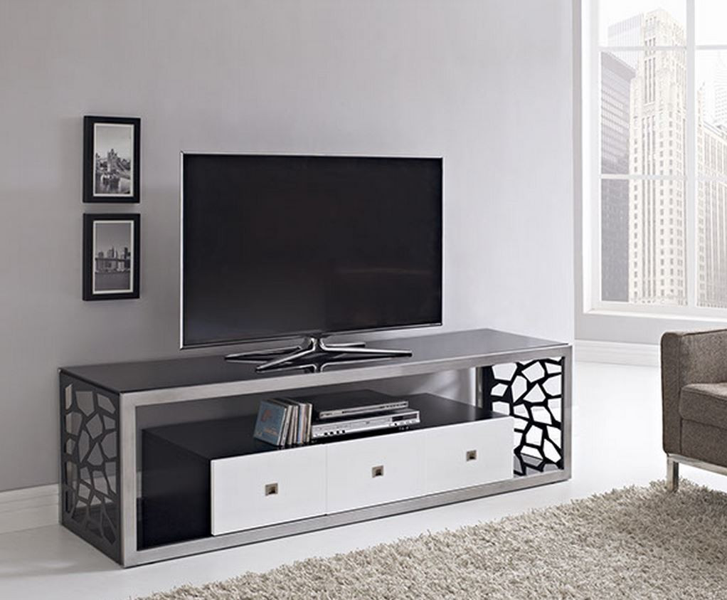 Muebles Para Tv Modernos Magnífico Modern Television Stand T V Stands Entertainment Center Of Muebles Para Tv Modernos Contemporáneo 1000 Ideas About Tv Rack On Pinterest