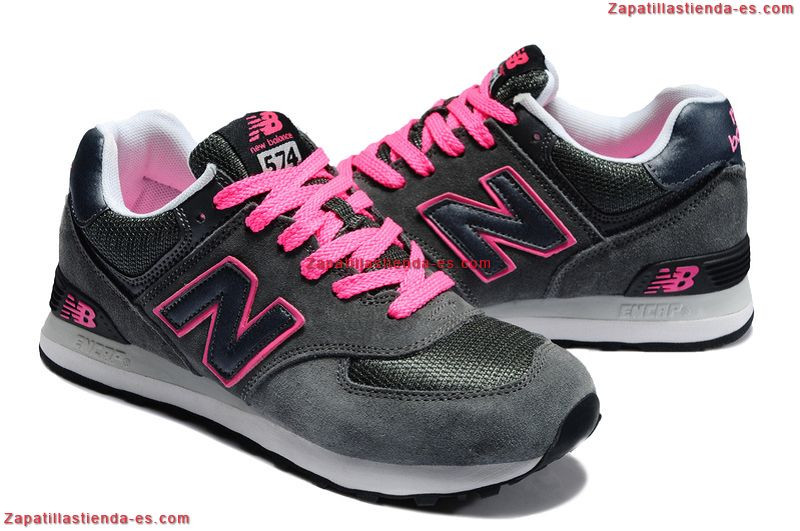 New Balance Grises Mujer Perfecto Y3qydc78 Authentic New Balance Mujer Gris Y Rosa Of 42  Adorable New Balance Grises Mujer