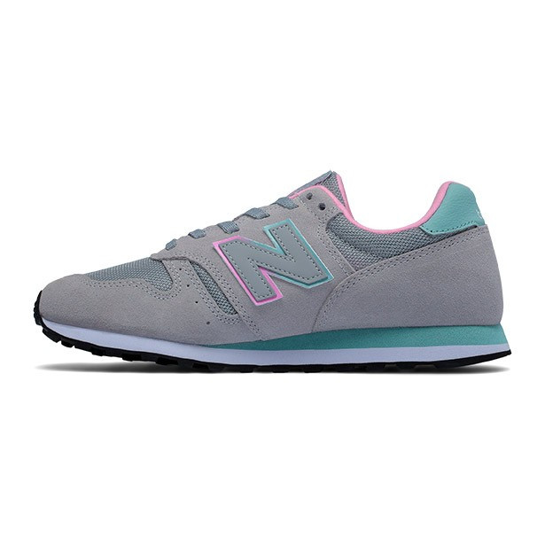 New Balance Grises Mujer Perfecto Zapatillas New Balance Wl 373 Piel Gris Mujer Of 42  Adorable New Balance Grises Mujer
