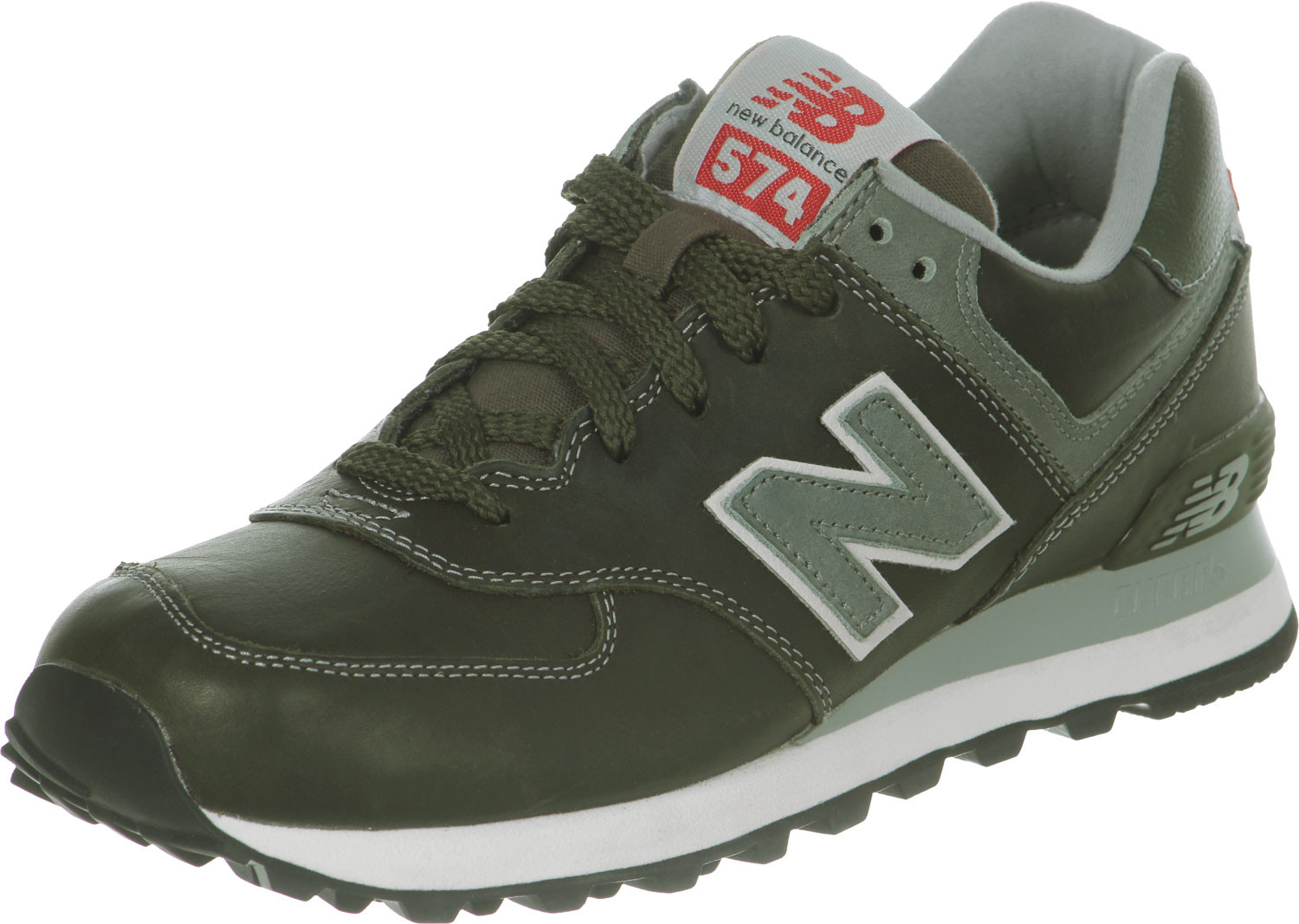 New Balance Marrones Hombre Fresco New Balance Ml574 Schuhe Oliv Of 37  Innovador New Balance Marrones Hombre