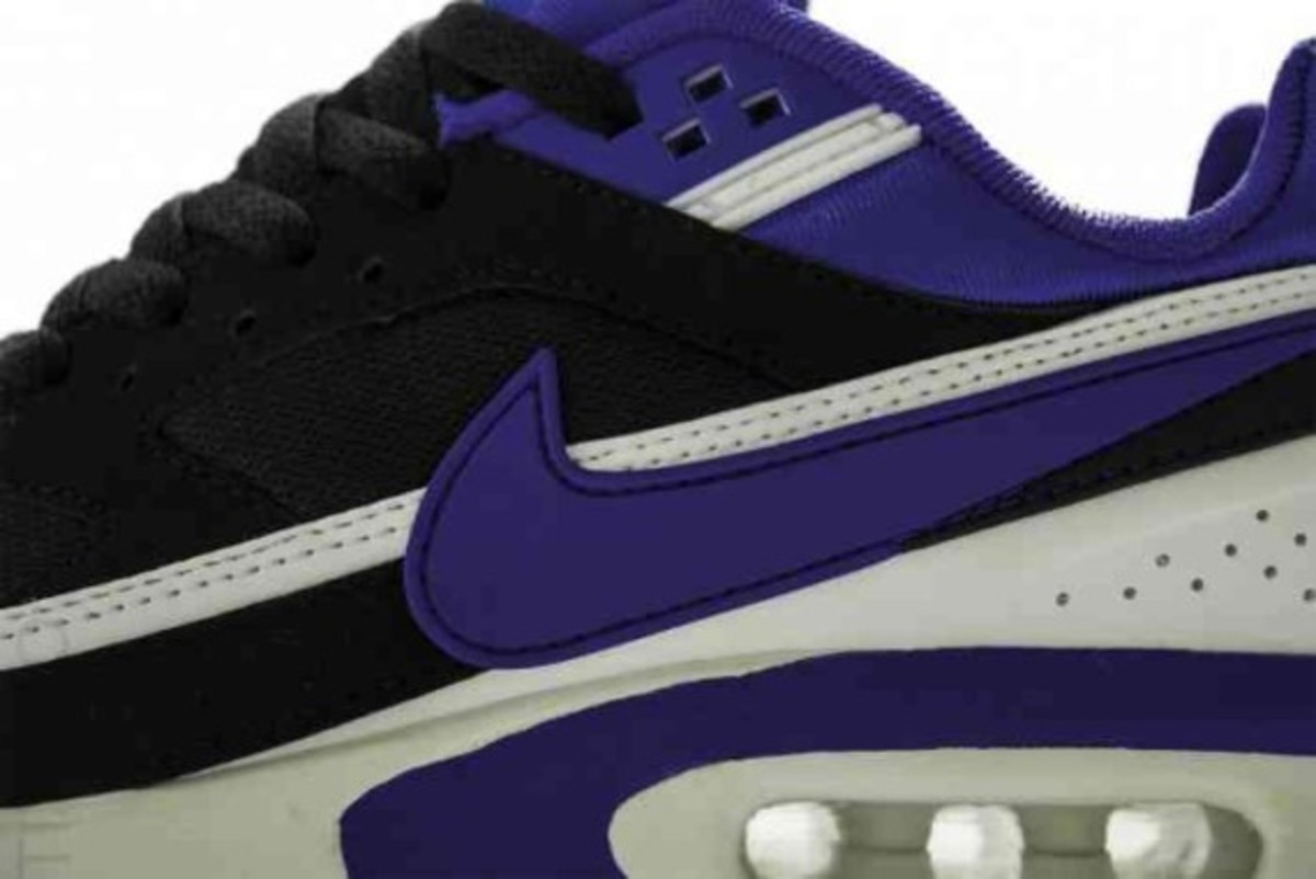 Nike Air Max Classic Lujo Nike Air Max Classic Bw Og Vntg Persian Violet Of 40  Magnífico Nike Air Max Classic