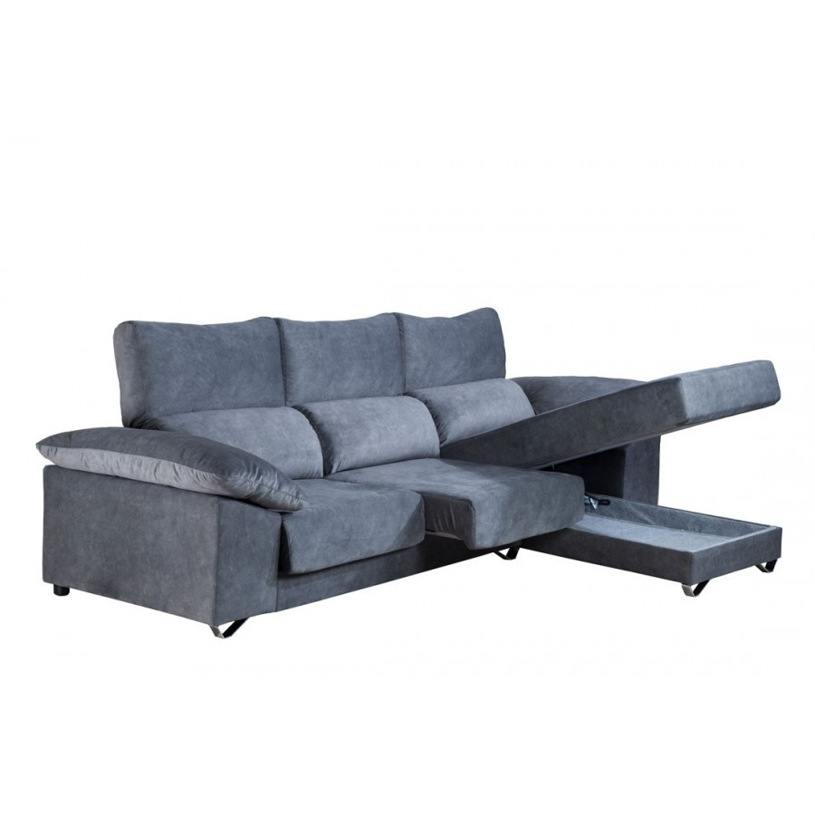 Oferta sofa Chaise Longue Increíble sofá Chaise Longue Madrid Deslizante Gran Erta Con Envo Of 41  Encantador Oferta sofa Chaise Longue