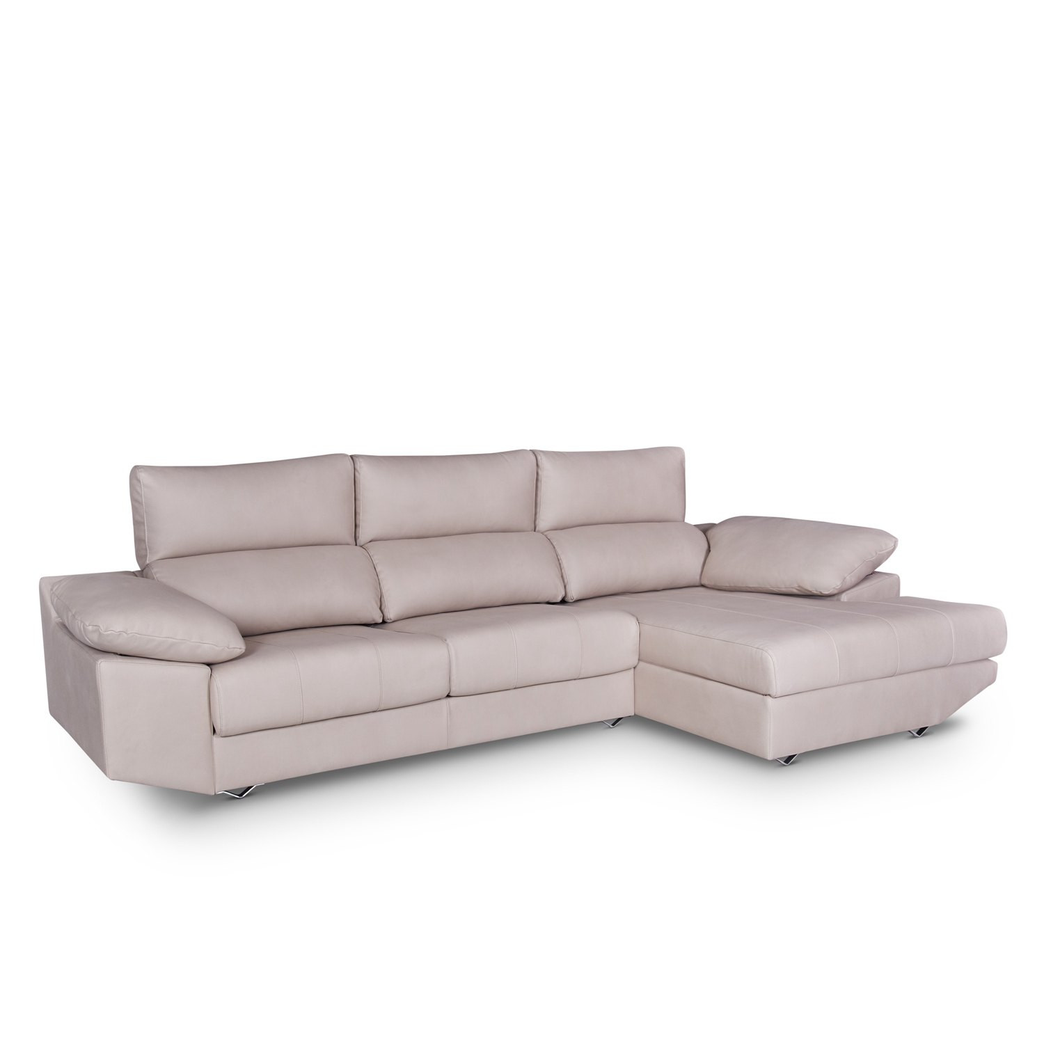 Oferta sofa Chaise Longue Increíble sofa Con Chaise Longue Con Arcón Cómodo En Tres Colores Of 41  Encantador Oferta sofa Chaise Longue