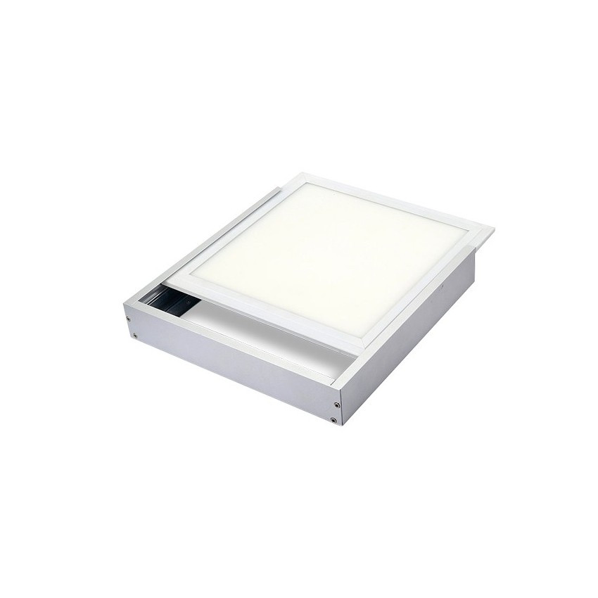 Paneles Led De Superficie atractivo Kit De Superficie Para Paneles Led 60x60cm Valgam Of 31  Adorable Paneles Led De Superficie