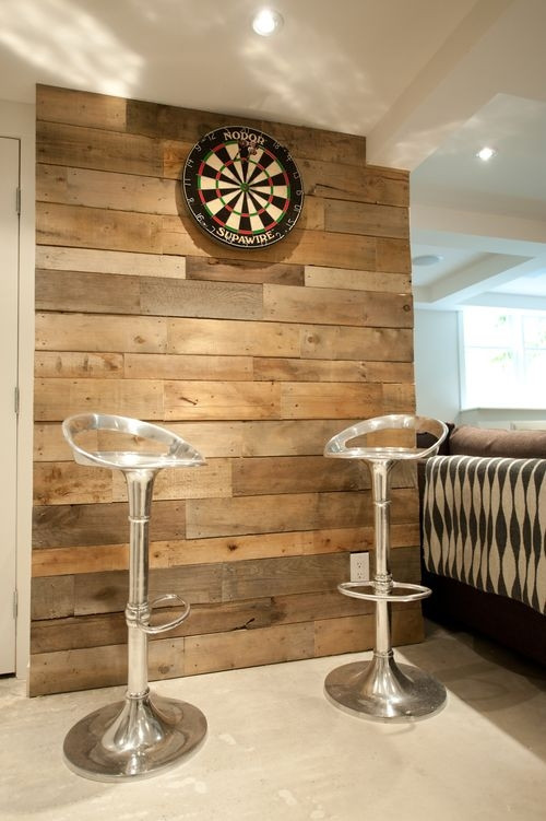 Paredes Decoradas Con Madera Mejor Diy Dart Board Wall Made Out Of Pallets Applepins Of 36  Lujo Paredes Decoradas Con Madera