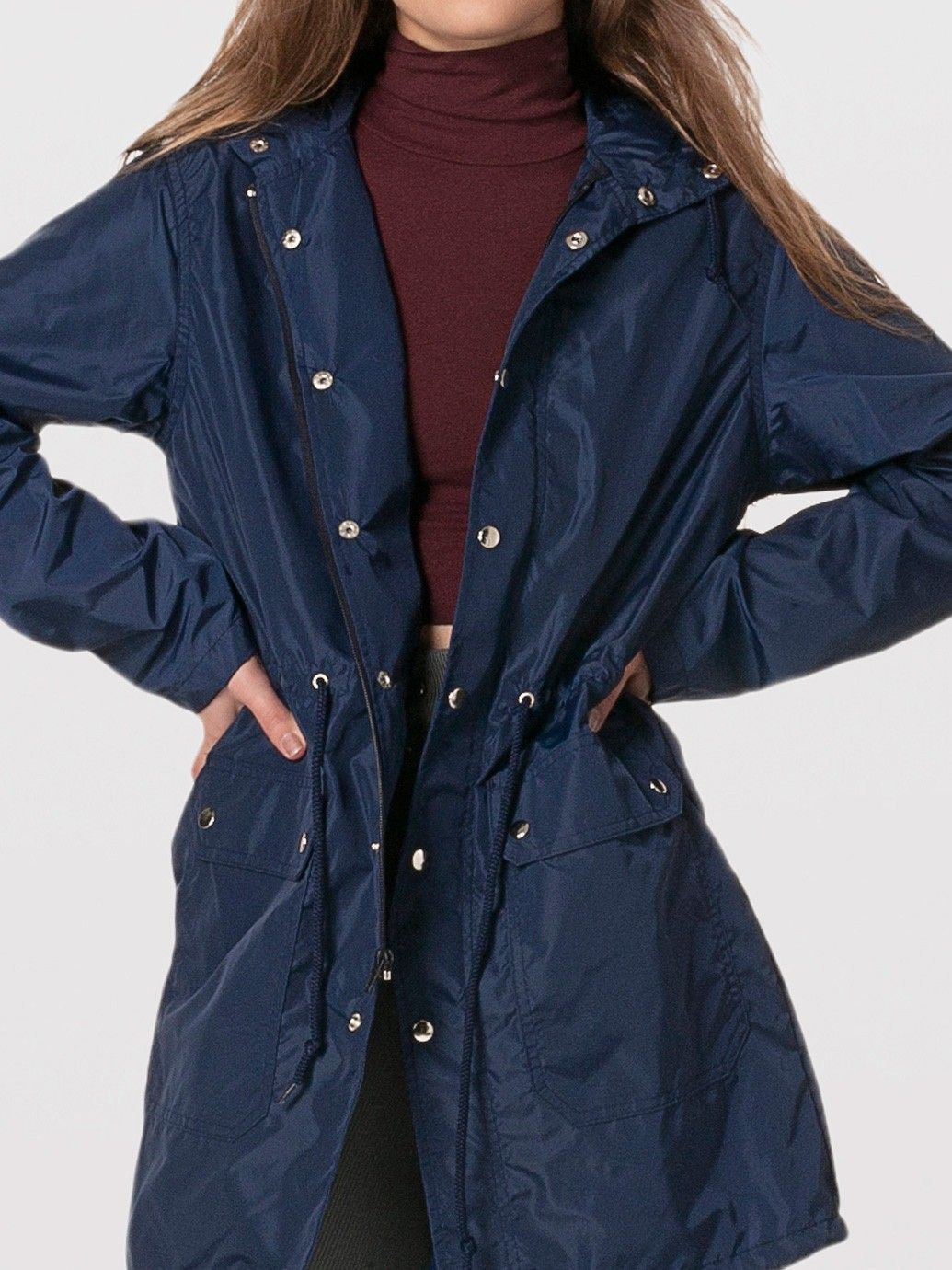Uni Nylon Taffeta Rain Parka Clothes Wishlist