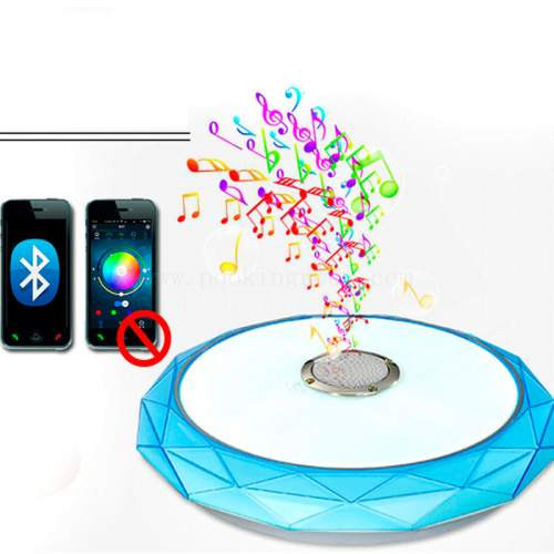 Plafon Led Con Altavoz Adorable Plafones Led Musicales Con Altavoz Decoled Valencia Of 38  Gran Plafon Led Con Altavoz