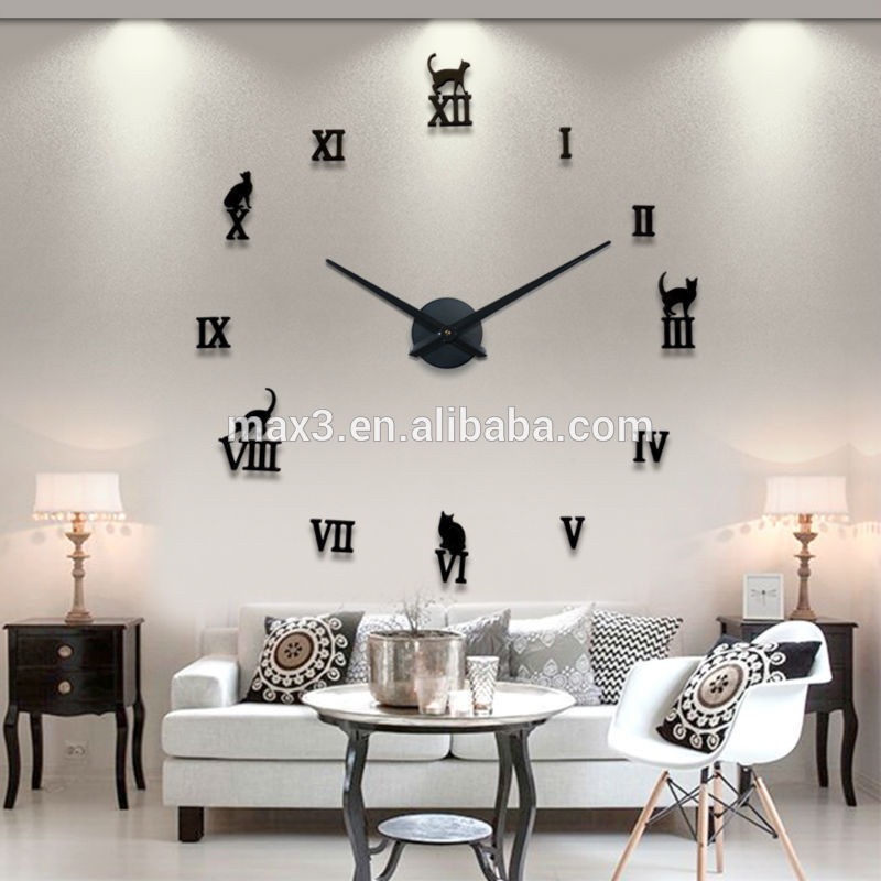 Reloj Gigante De Pared Gran Relojes De Pared Grandes Of 39  Innovador Reloj Gigante De Pared