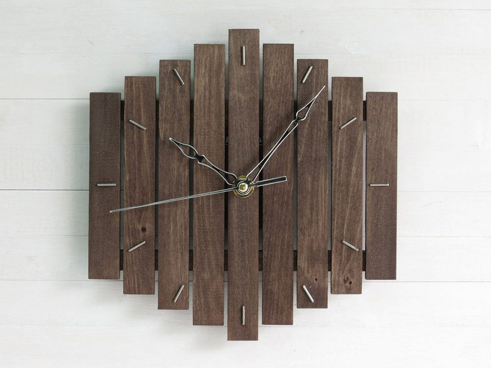 Relojes De Pared Modernos Decoracion Contemporáneo 10 Relojes De Pared Modernos Que Te Encantarán Of 45  Lujo Relojes De Pared Modernos Decoracion