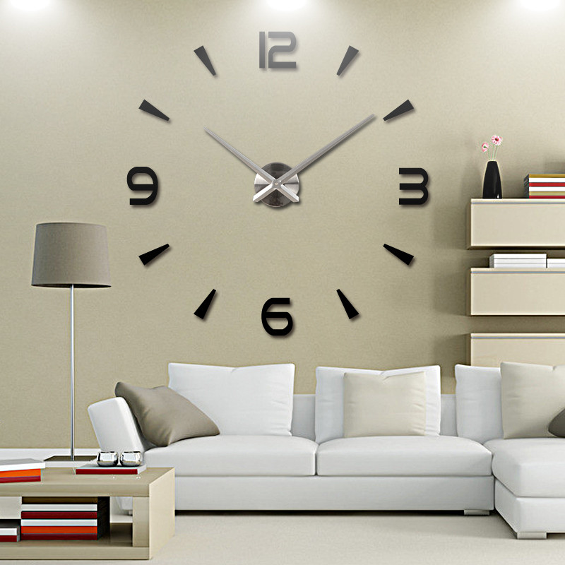 Relojes De Pared Modernos Decoracion Contemporáneo 2015 New Vintage Wall Clock Modern Design Diy Of 45  Lujo Relojes De Pared Modernos Decoracion