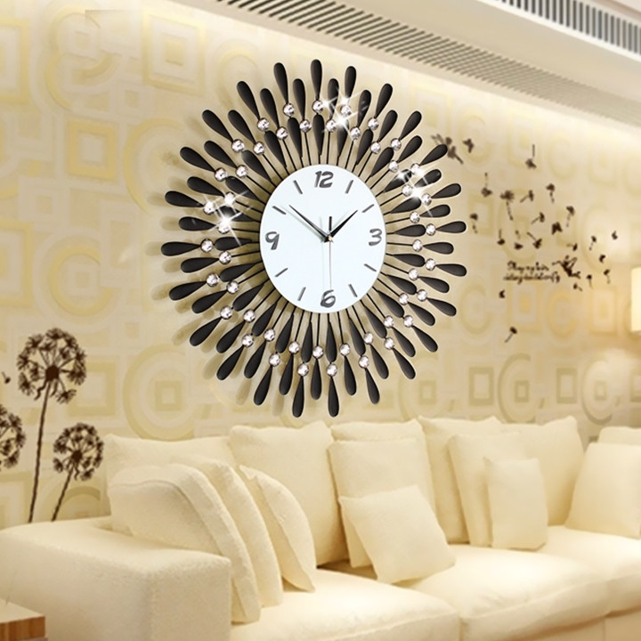 Relojes De Pared originales Para Salon atractivo Home Decoration Wall Clock Modern Living Room Large Wall Of 46  atractivo Relojes De Pared originales Para Salon