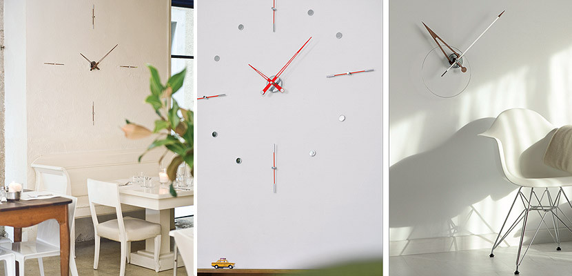 relojes de pared originales para salon