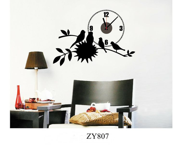 Relojes Decorativos Para Salon Encantador 25 Best Ideas About Reloj Pared Adhesivo En Pinterest Of 35  Adorable Relojes Decorativos Para Salon