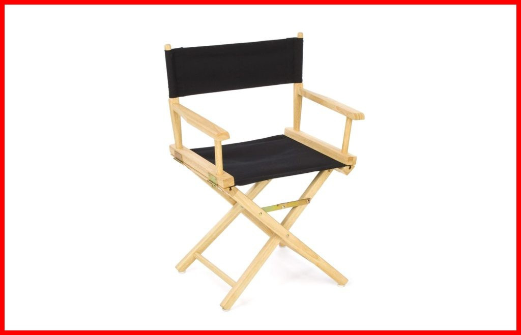 Silla De Director De Cine Nuevo Sillas De Director De Cine Silla Plegable Director Of Silla De Director De Cine Adorable Silla Director De Madera Tauar Color Tabaco Y Polyester