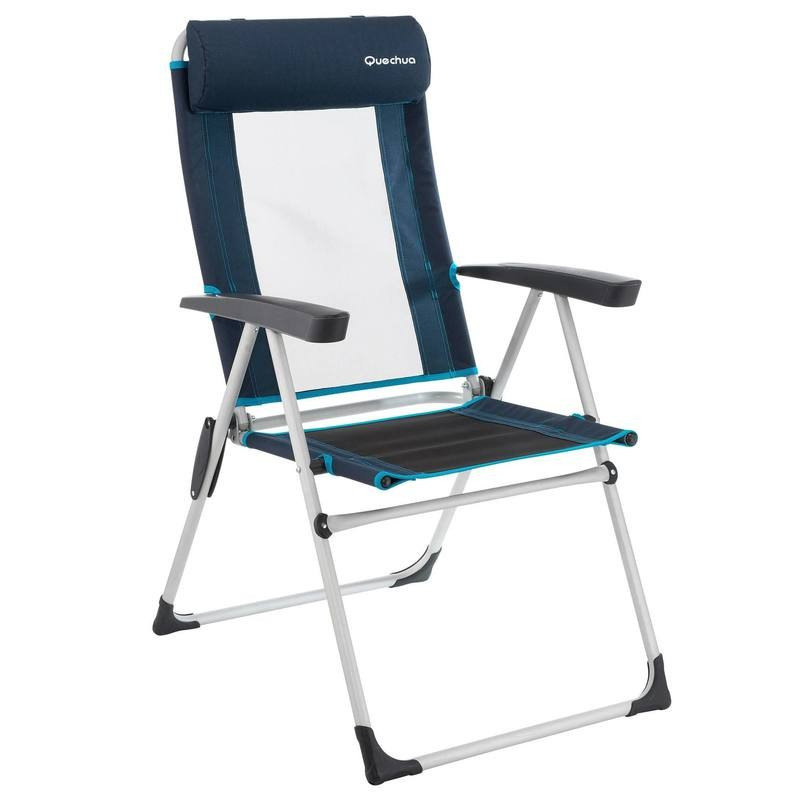 Sillas De Camping Plegables Contemporáneo Silla Plegable De Camping E Inclinable Azul Of 47  Mejor Sillas De Camping Plegables