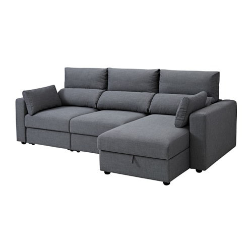 Sofa 3 Plazas Chaise Longue Perfecto Eskilstuna 3 Seat sofa with Chaise Longue Ikea Of 37  atractivo sofa 3 Plazas Chaise Longue