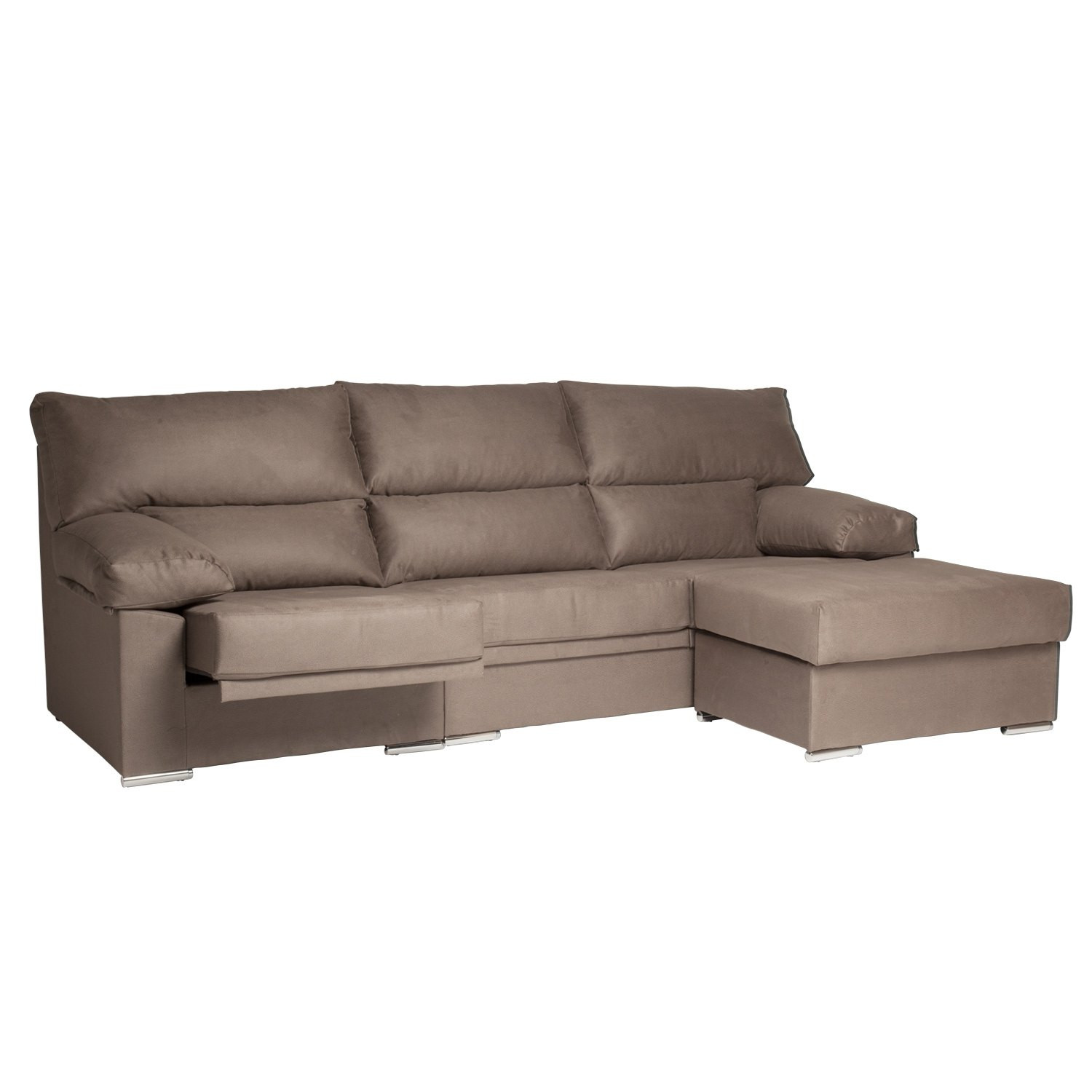 Sofa 3 Plazas Chaise Longue Perfecto sofá 3 Y 2 Plazas Con Chaise Longue Arlés En Oferta Of 37  atractivo sofa 3 Plazas Chaise Longue