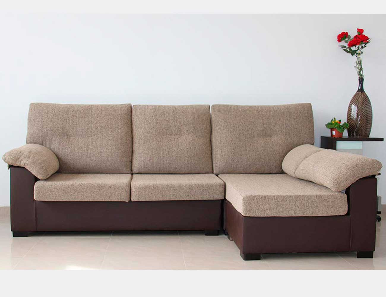 Sofa Chaise Longue Barato Adorable sofá Chaise Longue Reversible Barato 6596 Of 49  Mejor sofa Chaise Longue Barato