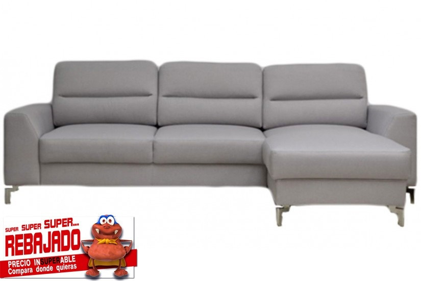 Sofa Chaise Longue Barato atractivo sofs Baratos Cheslong atrapamuebles sofa Chaise Longue Of 49  Mejor sofa Chaise Longue Barato
