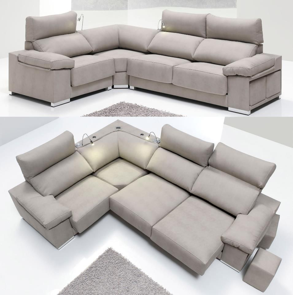 Sofas 5 Plazas Chaise Longue Gran sofa Cama Rinconera Chaise Longue Of Sofas 5 Plazas Chaise Longue Arriba sofás 4 Plazas Con Chaise Longue
