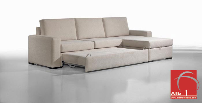 Sofas Baratos Chaise Longue Magnífico sof Cama Chaise Longue Barato Y Moderno 1006 3 Alb Of 50  Lujo sofas Baratos Chaise Longue