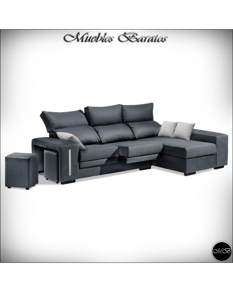 sofas chaise longue ref 87