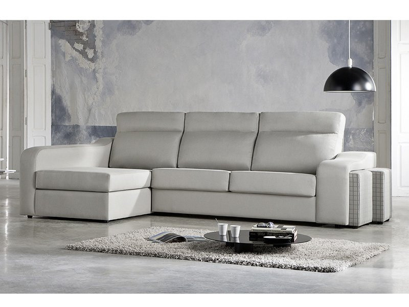 sofa chaise longue cama italiana